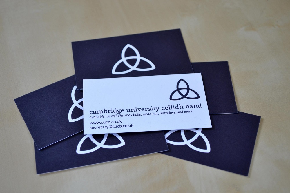 CUCB business cards