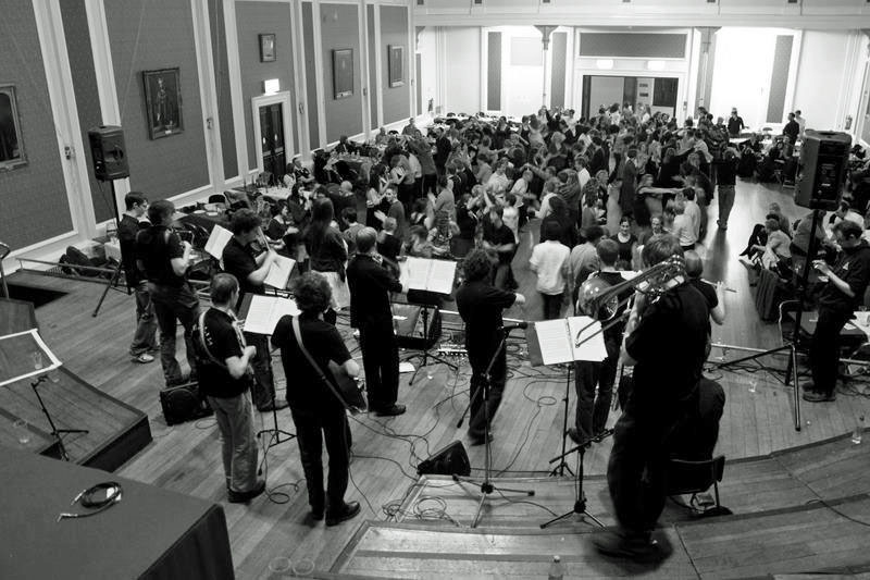 One of our ceilidhs